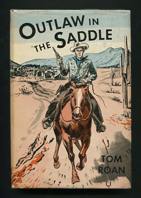 Image for Outlaw in the Saddle