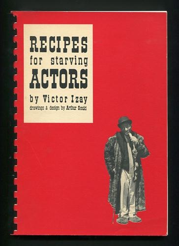 Image for Recipes for Starving Actors