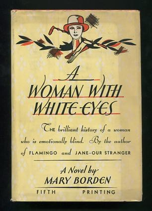 Image for A Woman with White Eyes