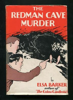 Image for The Redman Cave Murder
