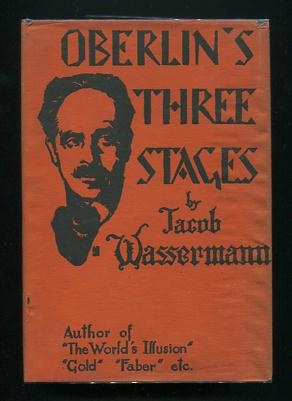 Image for Oberlin's Three Stages
