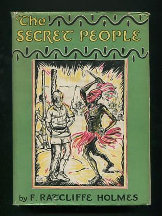 Image for The Secret People: Adventure in Africa