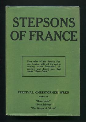 Image for Stepsons of France