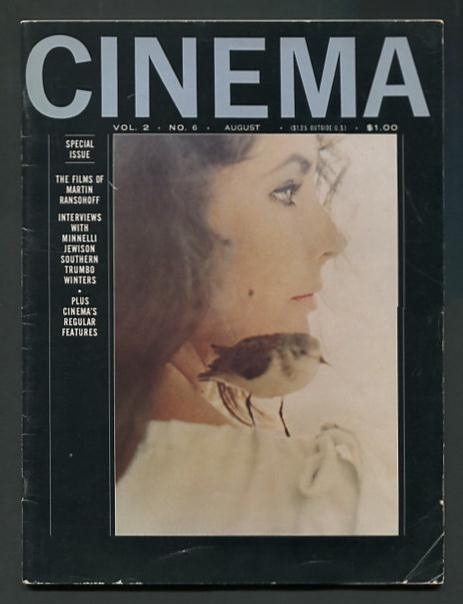 Image for Cinema [magazine] (July-August 1965) [cover: Elizabeth Taylor in THE SANDPIPER]