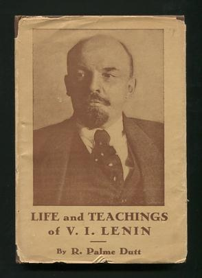 Image for Life and Teachings of V.I. Lenin