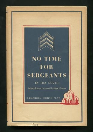Image for No Time for Sergeants