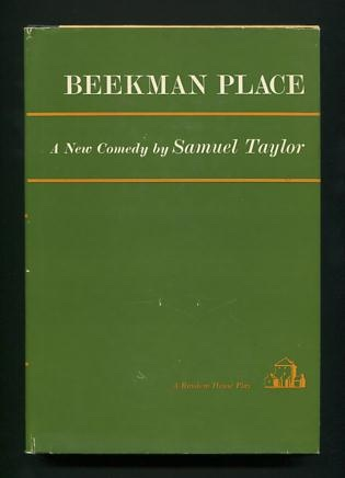 Image for Beekman Place