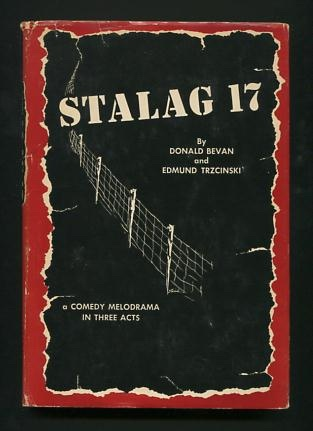 Image for Stalag 17; a comedy melodrama in three acts