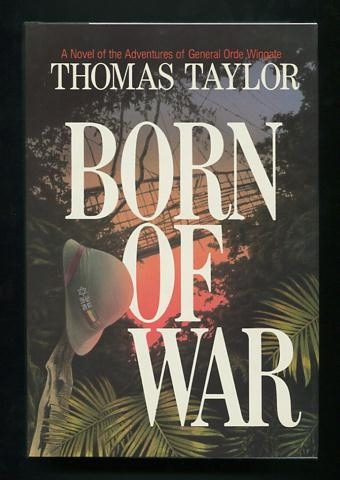 Image for Born of War [*SIGNED*]