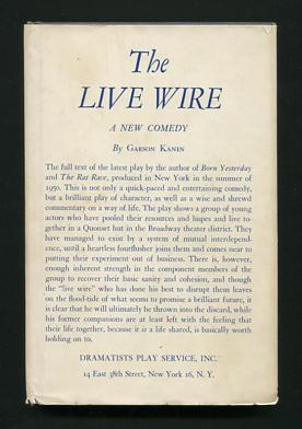 Image for The Live Wire: A Comedy in Three Acts