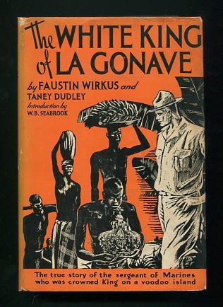 Image for The White King of La Gonave