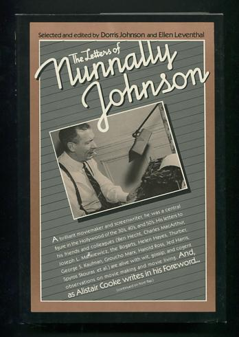 Image for The Letters of Nunnally Johnson