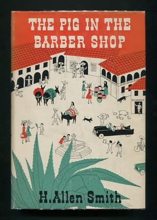 Image for The Pig in the Barber Shop [*SIGNED*]