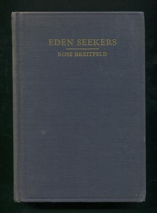 Image for Eden Seekers