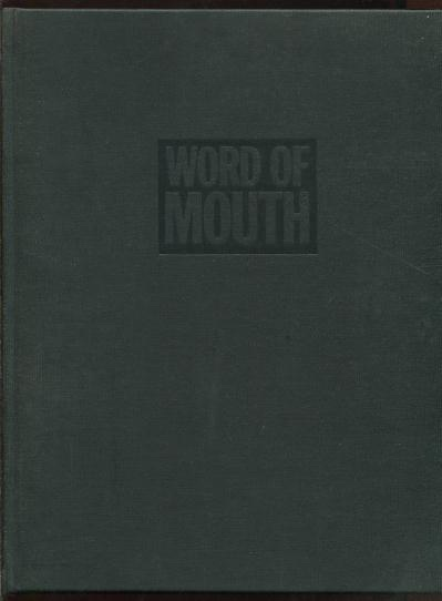Image for Word of Mouth; a monthly publication from Warner Bros. Records - Volume 1, 1983