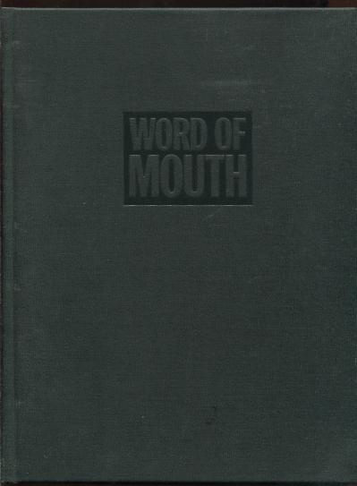 Image for Word of Mouth; a monthly publication from Warner Bros. Records - Volume III, 1985