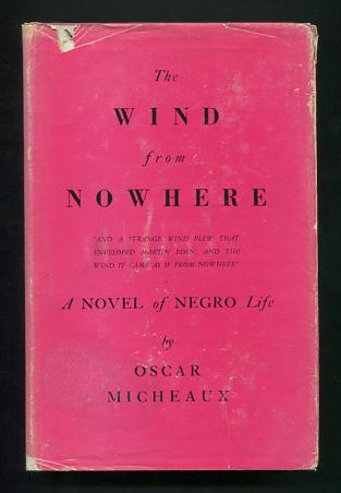 Image for The Wind from Nowhere