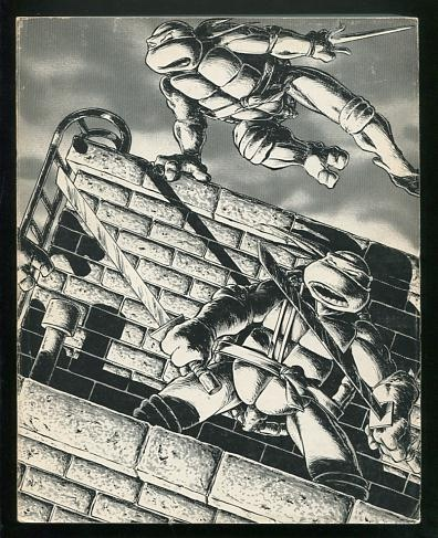 Image for Teenage Mutant Ninja Turtles: Volume One