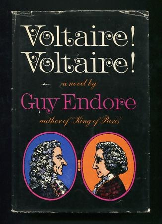 Image for Voltaire! Voltaire! [*SIGNED*]
