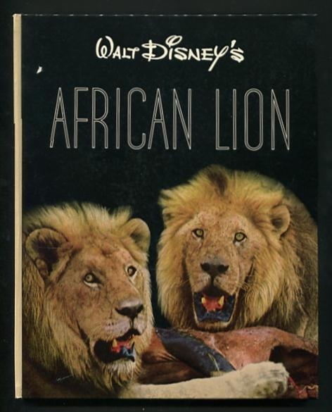 Image for Walt Disney's African Lion