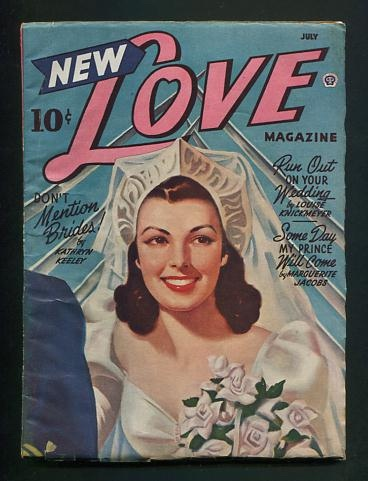 Image for New Love Magazine - July 1944
