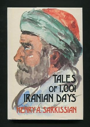 Image for Tales of 1,001 Iranian Days [*SIGNED*]