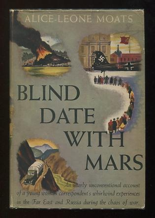 Image for Blind Date with Mars