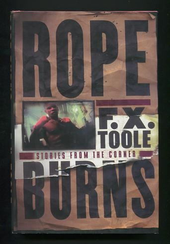 Image for Rope Burns: Stories from the Corner