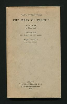 "Image for The Mask of Virtue: A Comedy in Three Acts; adapted from ""Die Marquise von Arcis"""