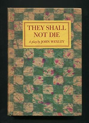 Image for They Shall Not Die