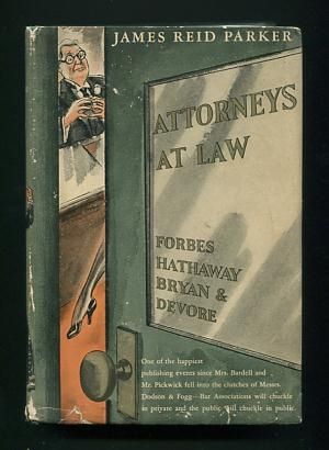 Image for Attorneys at Law: Forbes, Hathaway, Bryan & Devore