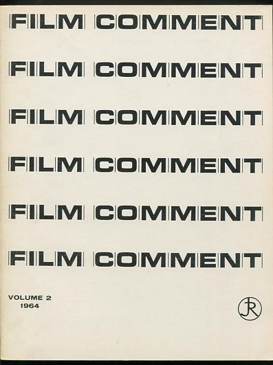 Image for Film Comment - Volume 2 (1964)