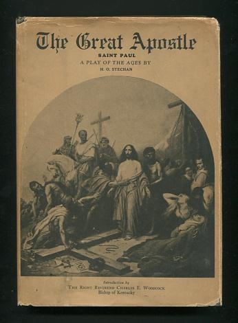 Image for The Great Apostle (Saint Paul); a play of the ages