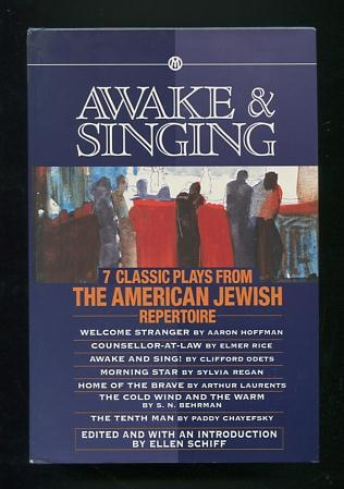 Image for Awake & Singing: 7 Classic Plays from the American Jewish Repertoire