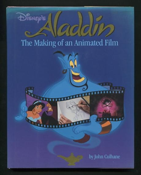 Image for Disney's ALADDIN: The Making of an Animated Film