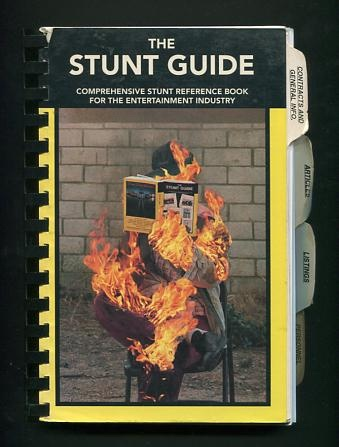 Image for The Stunt Guide: Third Edition