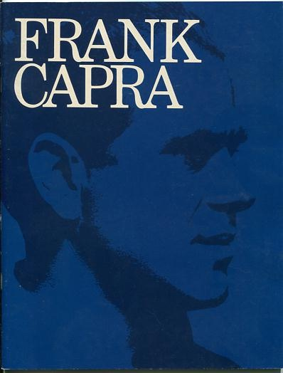 Image for Frank Capra: The Tenth Annual American Film Institute Life Achievement Award, March 4, 1982 [event program/tribute book]