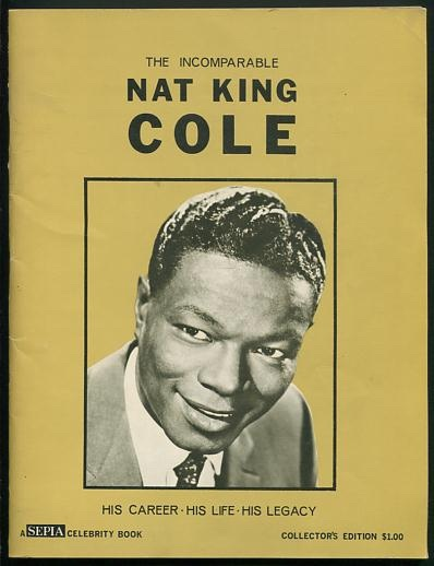 Image for The Incomparable Nat King Cole