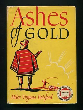 Image for Ashes of Gold [with letter from author]