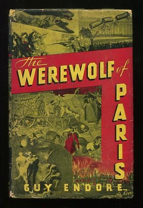 Image for The Werewolf of Paris