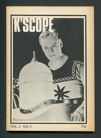 Image for Kaleidoscope - Vol. 2, No. 2 (1966) [cover: Buster Crabbe in FLASH GORDON CONQUERS THE UNIVERSE]