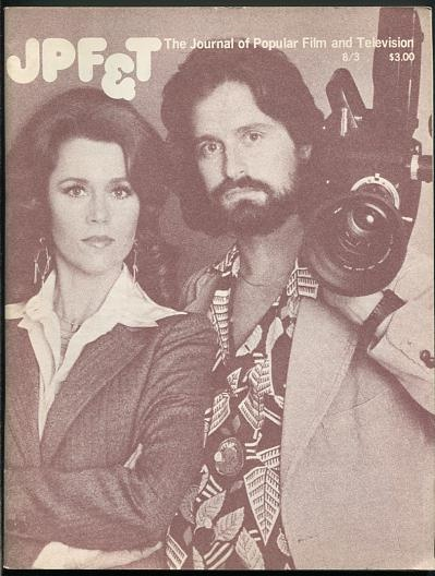 Image for The Journal of Popular Film and Television (Fall 1980) [cover: Jane Fonda and Michael Douglas in THE CHINA SYNDROME]