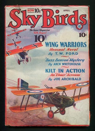 Image for Sky Birds (April 1933)