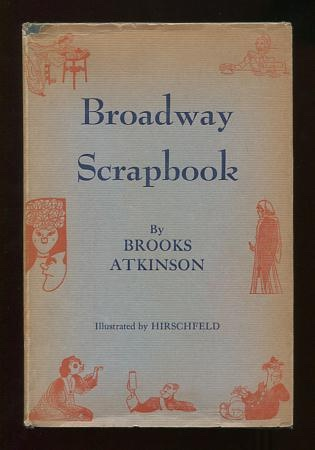 Image for Broadway Scrapbook