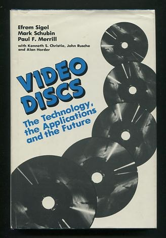 Image for Video Discs: The Technology, the Applications and the Future