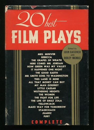 Image for Twenty Best Film Plays