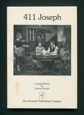 Image for 411 Joseph; a play in two acts