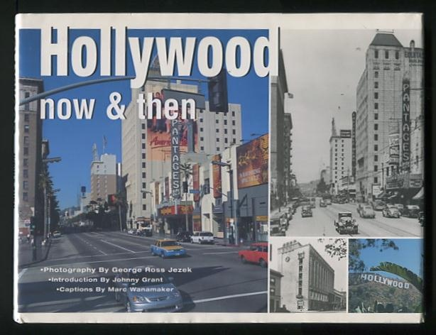 Image for Hollywood Now & Then