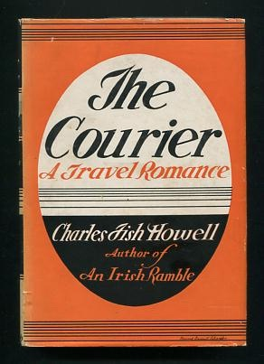 Image for The Courier: A Travel Romance [*SIGNED*]