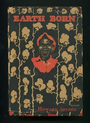 Image for Earth-born; a novel of the plantation